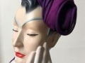 organdie purple