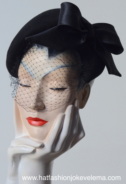 '50 inspired hat